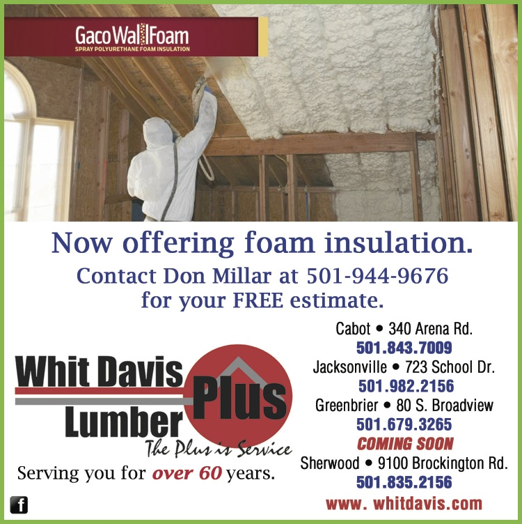 Foam Insulation ad