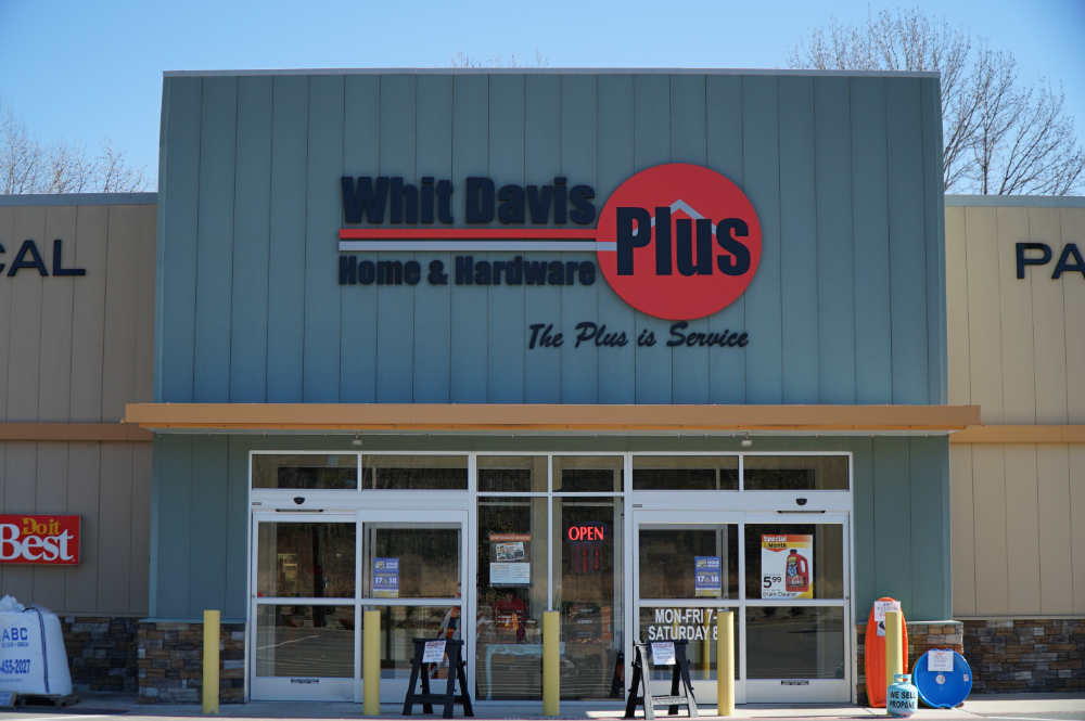 Whit Davis Lumber Plus The Plus Is Service